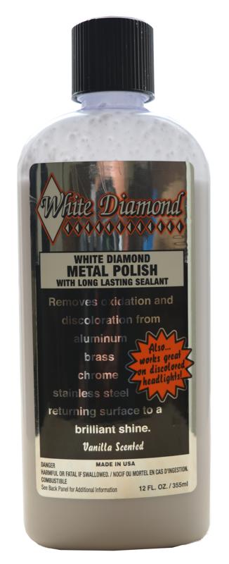 WHITE DIAMOND Metal Polish 335ml