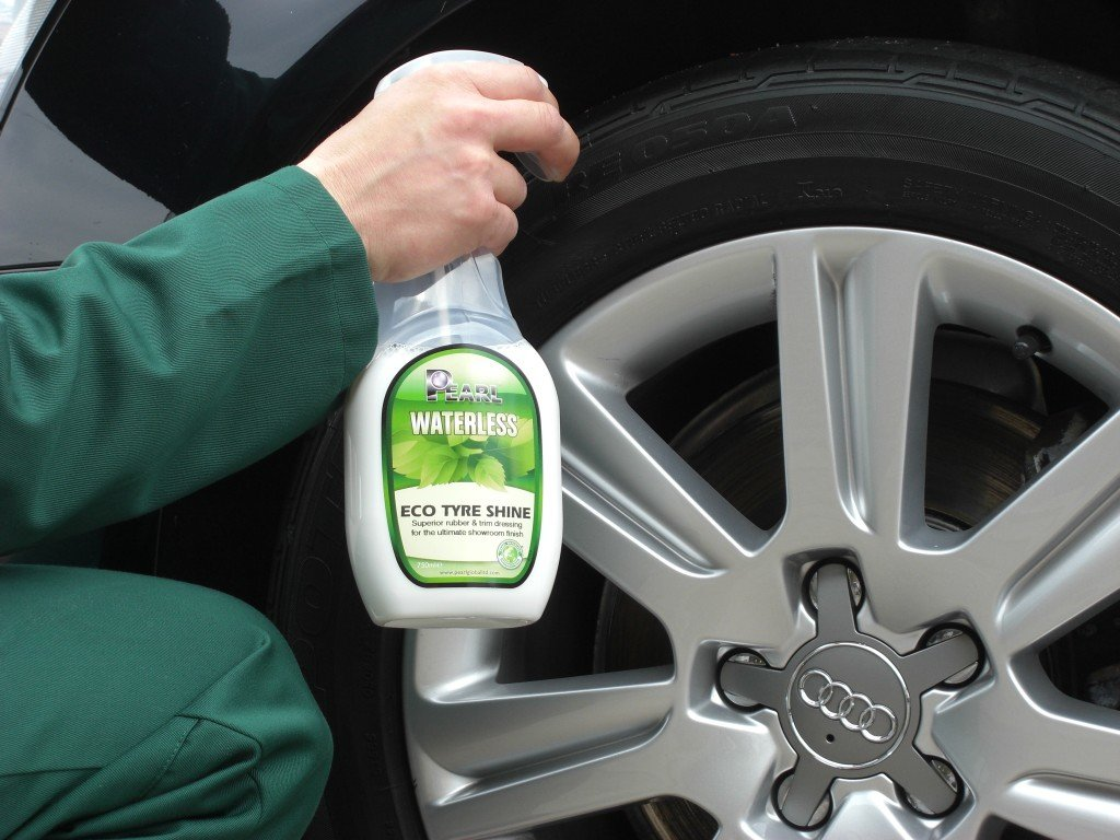 "PEARL WATERLESS ""Eco Tyre Shine"" 500ml"