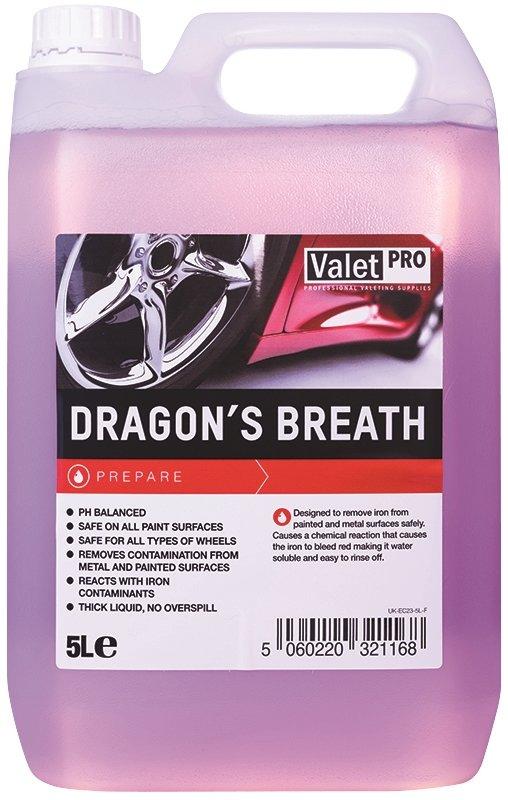 Auto disku mazgāšanas/tīrīšanas līdzeklis 5L (koncentrāts) - Dragon`s Breath