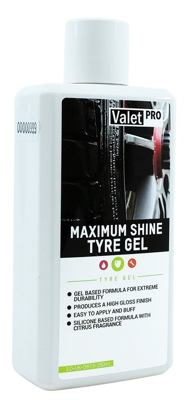Spīdums riepām 500ml Maximum Shine Tyre Gel