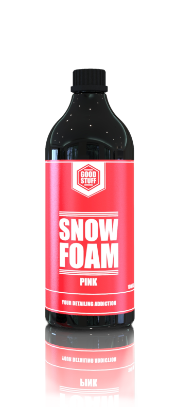 Priekšmazgātājs - aktīvās putas (Good Stuff Snow foam)