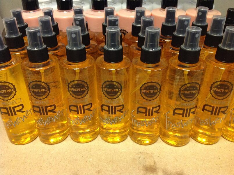 Gaisa atsvaidzinātājs AIR Freshener Success inspired by 1Million of Paco Rabanne 250ml