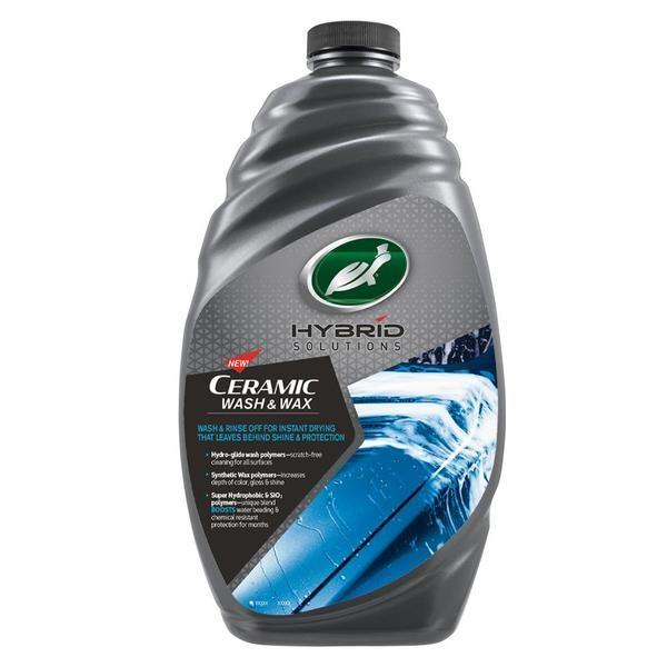 Šampūns ar keramisko vasku 1,42L ( Hybrid Solutions Ceramic Turtle wash & wax )