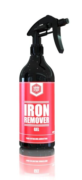 Atdzelžotājs un rūsas noņēmēja gēls (Good Stuff Iron remover gel)