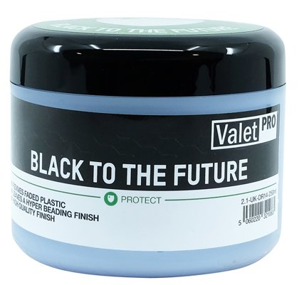Plastmasas atjaunotājs Black To The Future 250ml