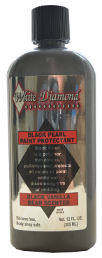 WHITE DIAMOND Aizsargvasks 335ml (Black Pearl Polish)