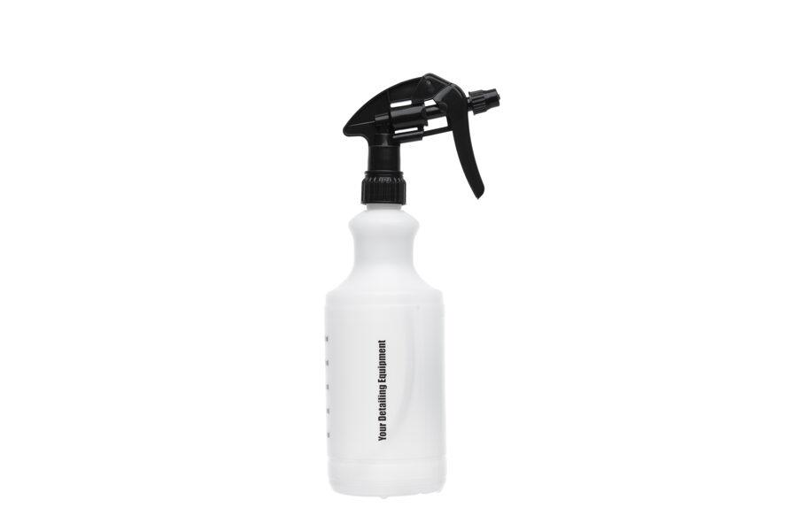 HDPE Pudele ar smidzinātāju Work bottle + Trigger