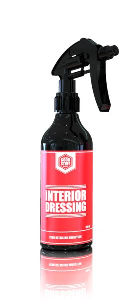 Plastmasas tīrīšanas un aizsardzības līdzeklis (Good Stuff Interior dressing)