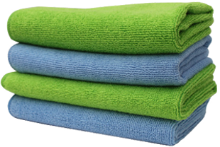 MICROFIBRE CLOTHS / TOWELS