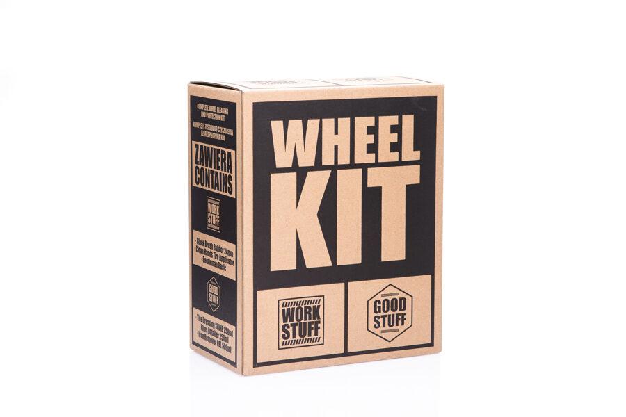 Disku un riepu tīrīšanas līdzekļu komplekts (Good Stuff Wheel Kit)