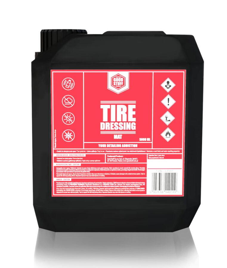 Pārklājums riepām - matēts (Good Stuff Tire dressing mat)
